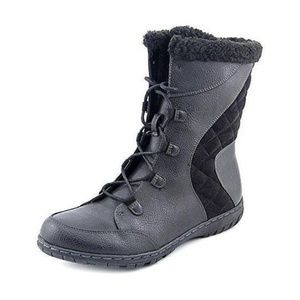 Naturalizer Romano Cold Weather Boot, Black